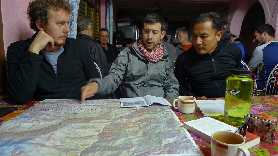 planning photo Langtang